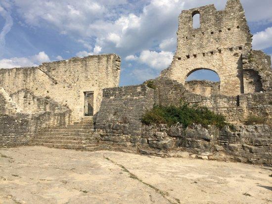 Kanfanar, Kroatien: Dvigrad... Ça vaut le détour