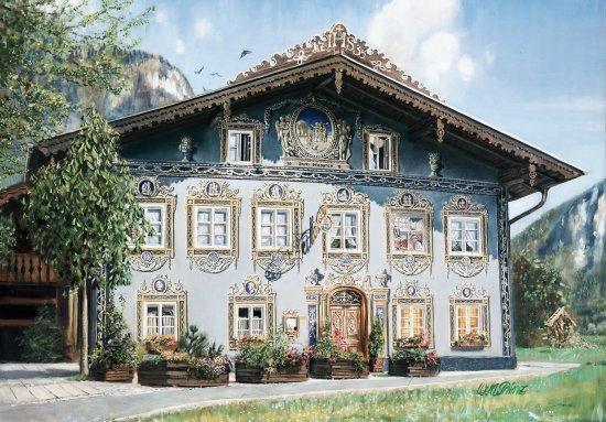 Partenkirchen Restaurant