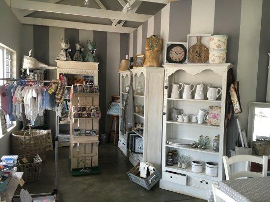 Kuruman, Sudáfrica: Giftshop