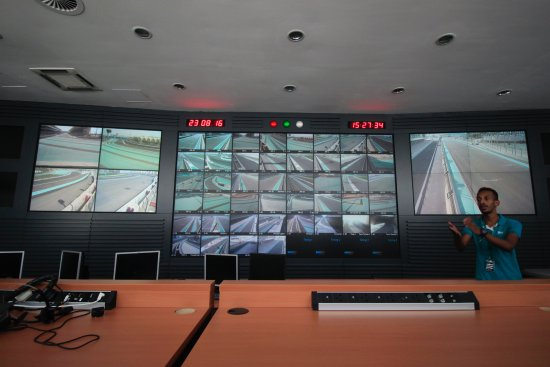 Yas Marina Circuit: Direzione_gara