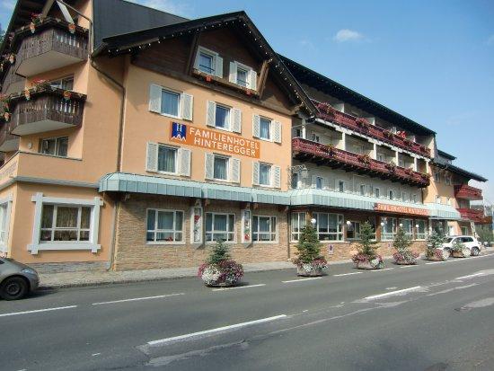 Rennweg, Áustria: Strassenfront