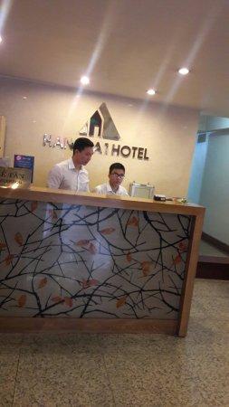 Hanoi A1 Hotel: 20160912_094404_large.jpg