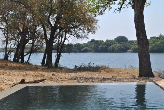 Matetsi Private Game Reserve: To infinity pool and beyond