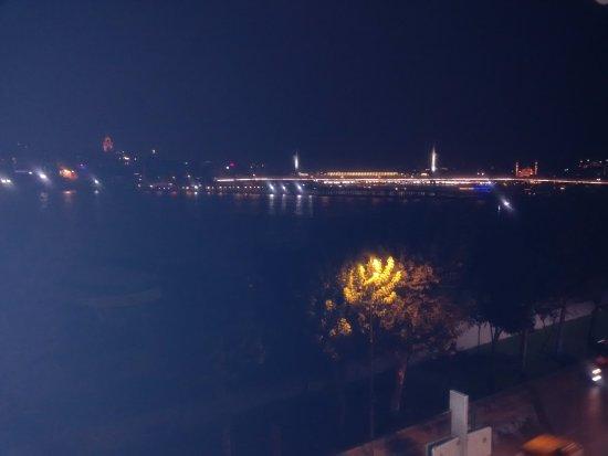 Panorama dalla terrazza - Picture of Sur Balik Halic, Istanbul ...