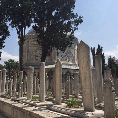 Süleymaniye-Moschee: Muhteşem bir camii...