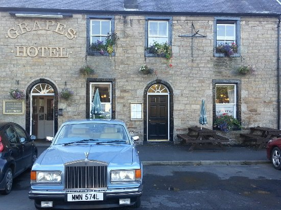 Newcastleton, UK: The Grapes