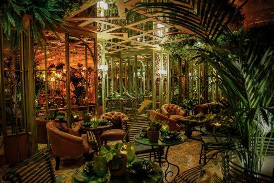 El Invernadero De Salvador Bachiller Madrid Centro Restaurant