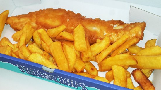 Karl 39 s fish chicken prestatyn restaurant reviews for Eds fish and chips