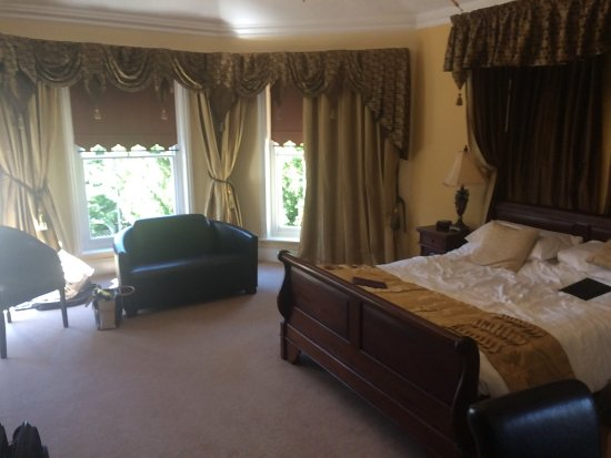 BEST WESTERN Claydon Country House Hotel: Room 201 Queen Room