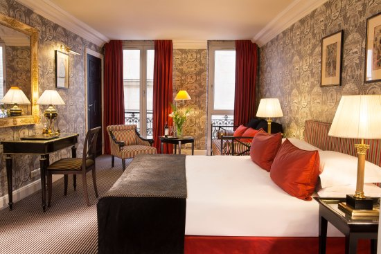Hotel Villa d'Estrees : Suite deluxe