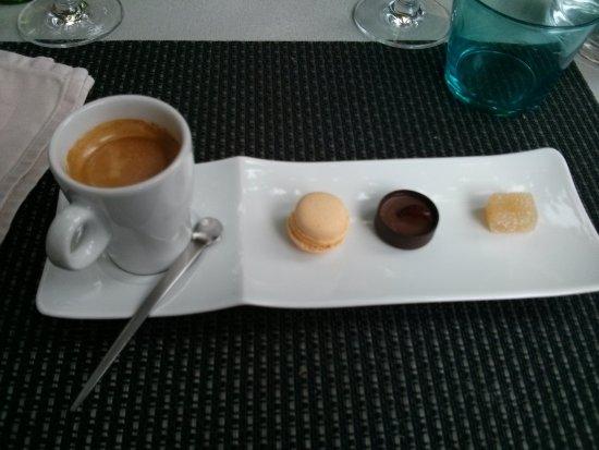 Chisseaux, Frankreich: café gourmand