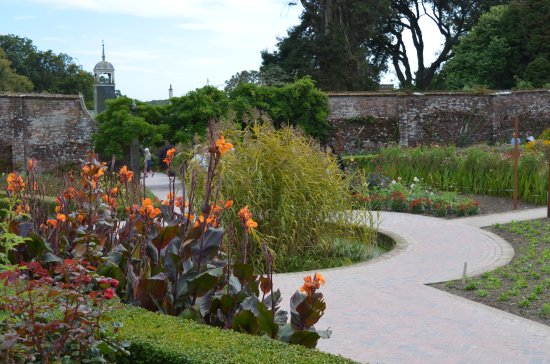 St Austell, UK: Garden features