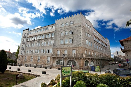 Termas de Cuntis Hotel La Virgen