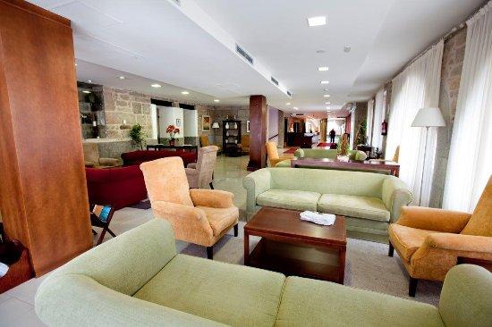 Termas de Cuntis Hotel La Virgen : Zonas Comunes