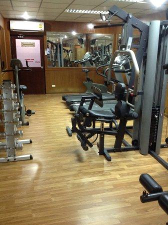 BEST WESTERN Phuket Ocean Resort: Fitness room
