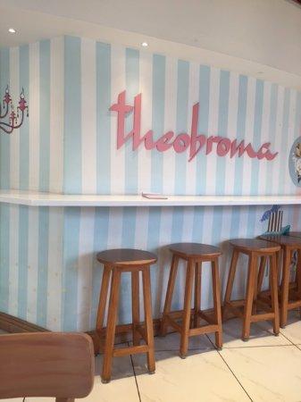 Theobroma : interiors
