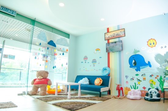 Bubbly Baby Spa: Interior - Waiting Lounge