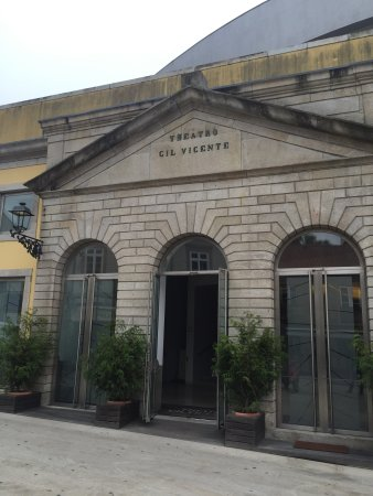 Teatro Acadêmico Gil Vicente