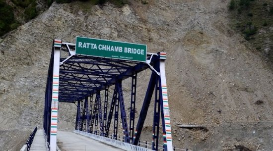 Mugal road - Jammu to Srinagar