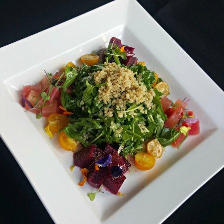 Folsom, CA: Roasted Beet Salad