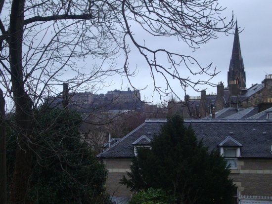BEST WESTERN PLUS Edinburgh City Centre Bruntsfield Hotel-bild