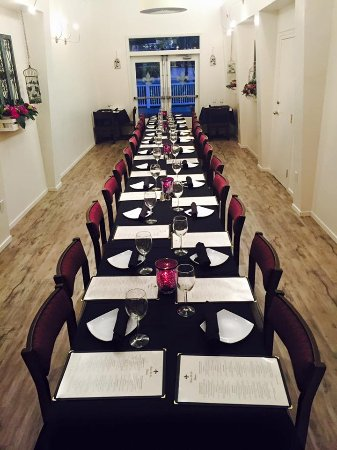 Folsom, CA: Private Banquet Room