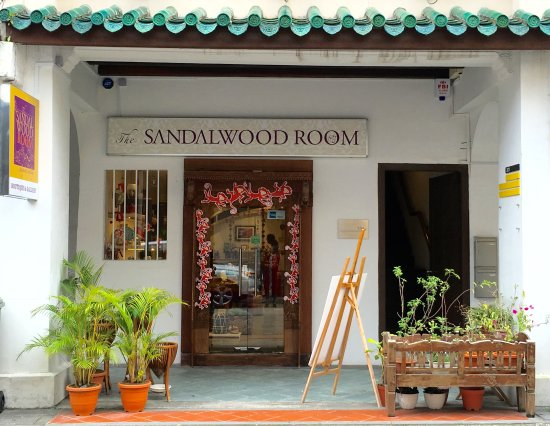 The Sandalwood Room