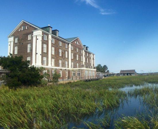 Historic Rice Mill