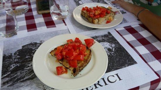 Ceprano, إيطاليا: Che prelibatezze! Eccezionale!