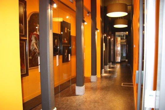 Historisch Museum Den Briel: De Brielse schatkamer met portretten