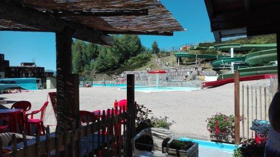 Isere, France: Centre aquatique de Prapoutel les 7 laux