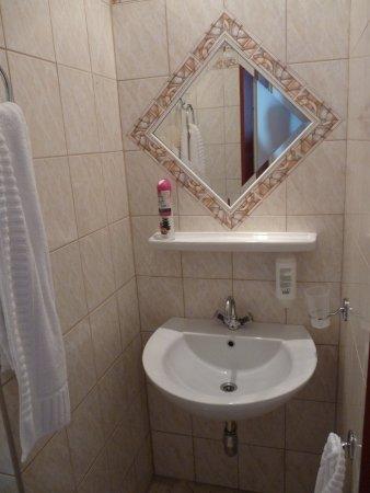 Pension Hargita: lavabo