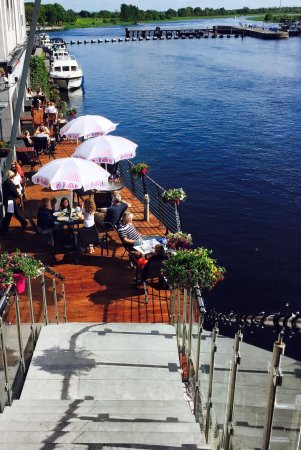 Athlone, Irland: The Deck @ The Ritz