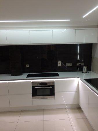 Martock, UK: Cottage New Kitchen