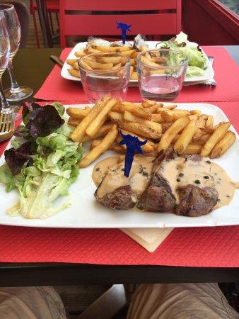 Chambray-Les-Tours, Francia: Excellent je recommande cette adresse