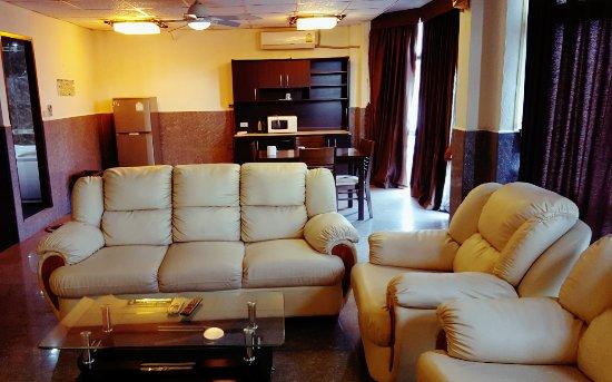 Marina Inn Pattaya: Exclusive Suite