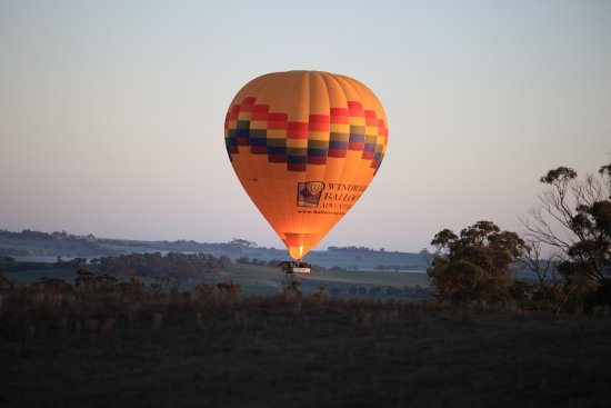 Northam, Australia: Just after take off