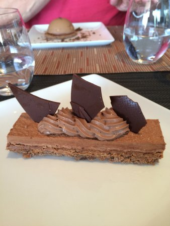 Pleudihen-sur-Rance, França: Finger chocolat