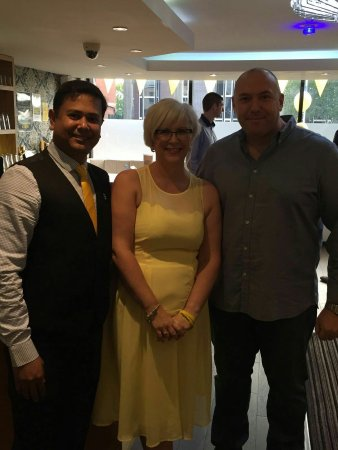 Burntwood, UK: More pictures from the curry night!