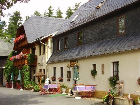 Bad Elster, Deutschland: Haus-Ansicht