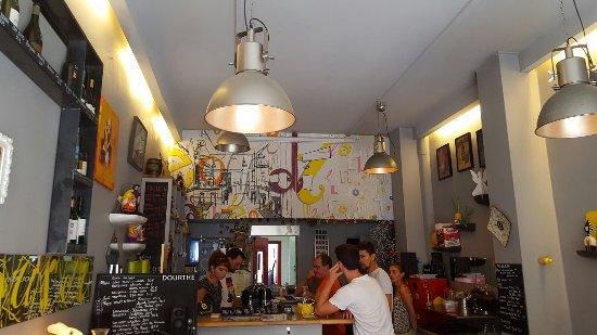 Restaurant Rue Lakanal Grenoble