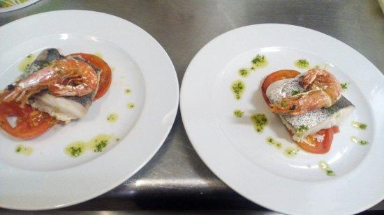 Canfranc, España: Restaurante universo
