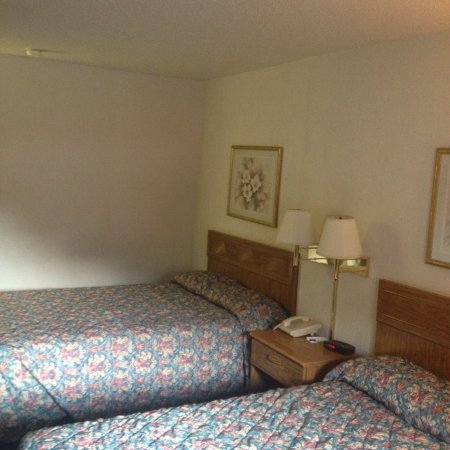 New Martinsville, Δυτική Βιρτζίνια: Nice and clean rooms