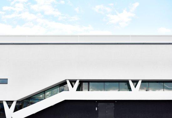 Almhult, Suécia: IKEA Museum exterior
