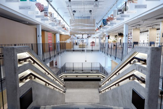 Almhult, Suécia: IKEA Museum exhibition