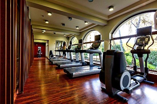 Fitness Bild Von Grand Hotel Spa Primoretz Burgas Tripadvisor