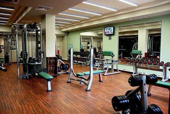 Fitness Picture Of Grand Hotel Spa Primoretz Burgas Tripadvisor