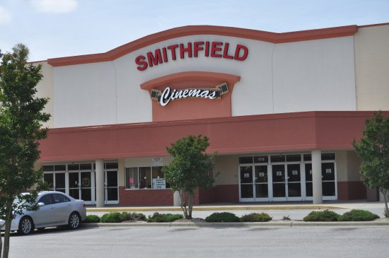While traveling in Smithfield, NC the cinema is located near Carolina Premium Outlets and hotels