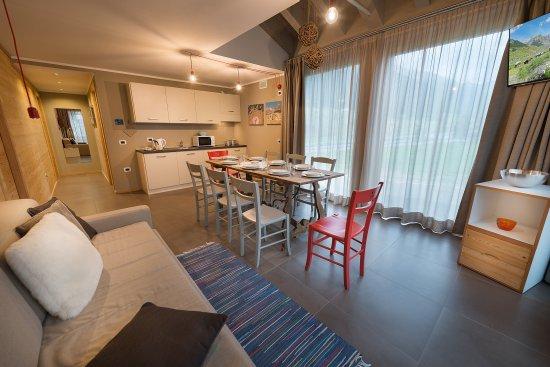 Appartamenti Astra - Quadrilocale Cronox - Picture of Appartamenti ...