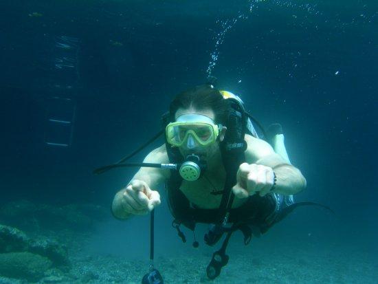 Ciudad Fernandez, México: Una experiencia de buceo